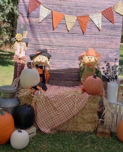 2018 Harvest festival