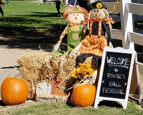 Welcome to DSFRC'S Fall Festival