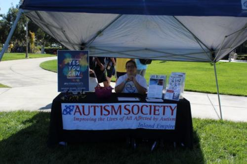 Thank You Autism Society of the Inland Empire
