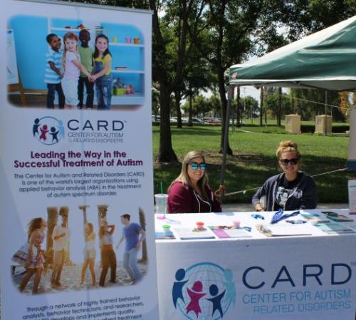 Center For Autism Related Disorders - Thank You!