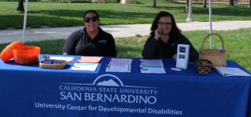 University Center for Developmental Disabilities - Thank You