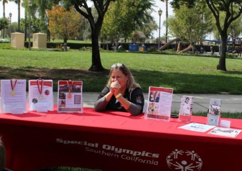 Special Olympics - Thank You!