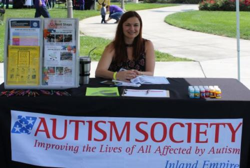 Autism Society of Inland Empire - Thank You!