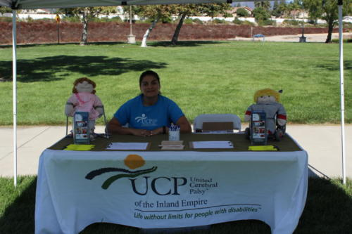 Thank You United Cerebral Palsy of the Inland Empire