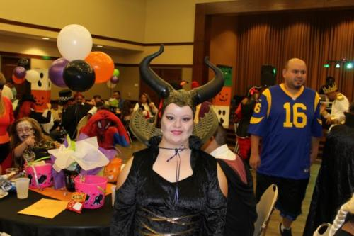 Even Maleficent loves to dance