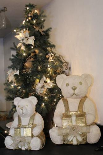 Feliz Navidad a todos ustedes!