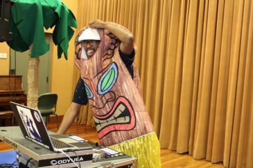 Tiki DJ Chuck